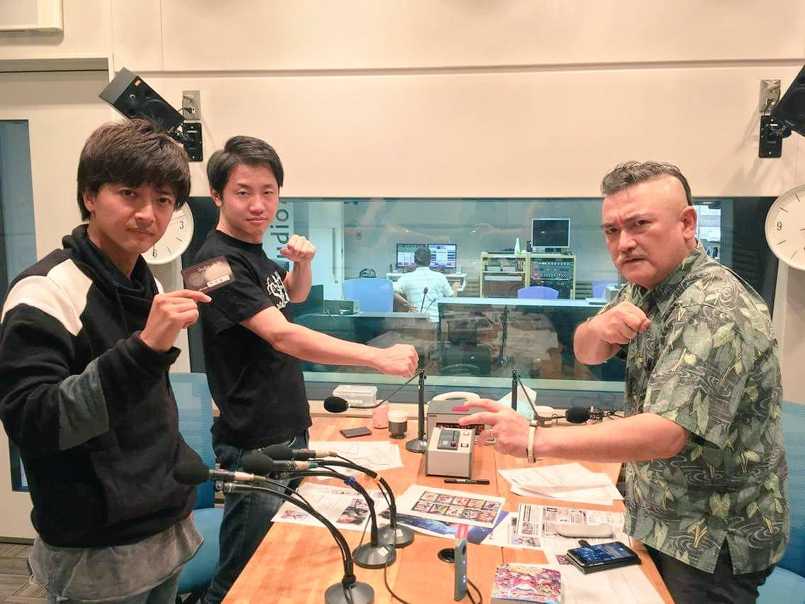 ABCラジオ 「秘密結社  大阪ぴかぴか団」